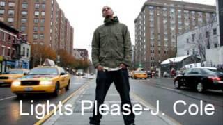 J. Cole - Lights Please