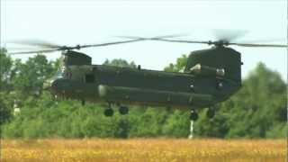 Boeing Chinook: 50 years of deliveries