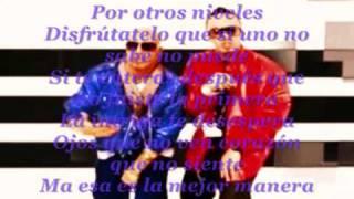 Alexis & Fido - Ojos que no ven (letra)
