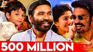 Reasons behind RECORD Breaking 'Rowdy Baby' Song : Dhanush Interview |  Sai Pallavi, Pakiri Movie