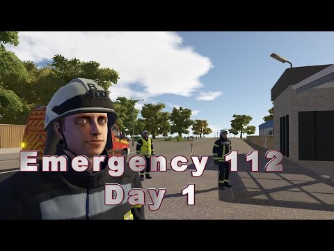 Emergency Call 112 - Day 1 - English Gameplay |