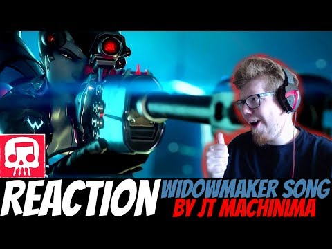 Widowmakers Song REACTION/REVIEW | JT Machinima - Overwatch Song