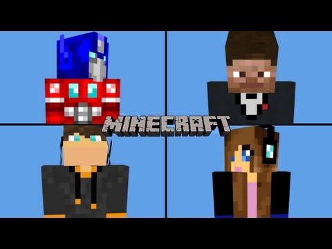 Minecraft XBOX Edition SplitScreen Ep. 1