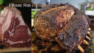 Prime Rib Roast - Bruno Albouze - The Real Deal