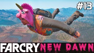 FAR CRY New Dawn Gameplay PL [#13] LATAMY na WIEWIÓRA /z Skie