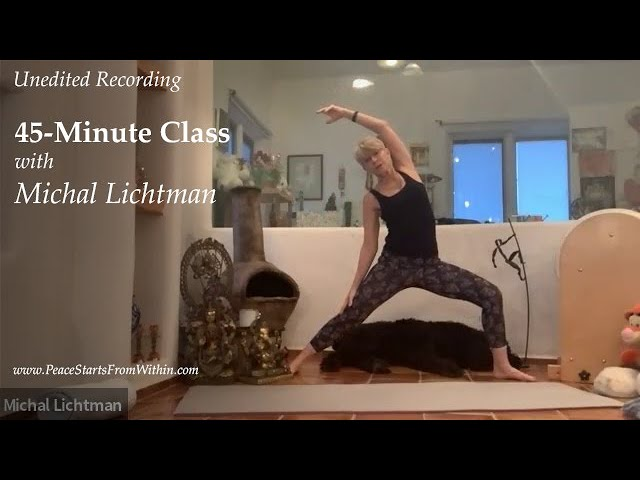 45-Minute Class - ✨Realizing and connecting
