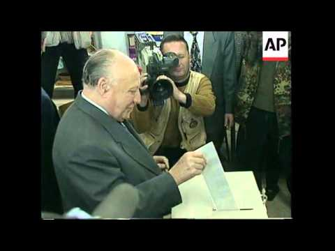 CYPRUS: ELECTIONS TO BE REPEATED AFTER CLOSE CALL VOTE