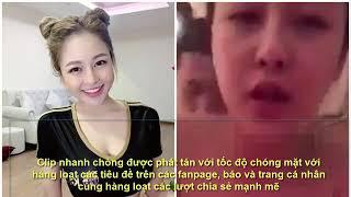 Hót girl Trâm Anh lộ clip 18+cũng bạn trai