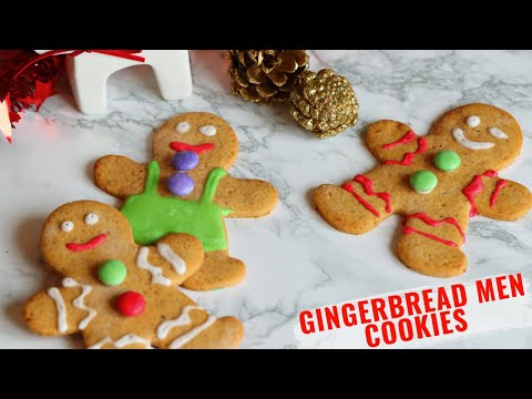 Amazing Vegan Gingerbread Cookies + Tips on How to Make Easy Royal Icing