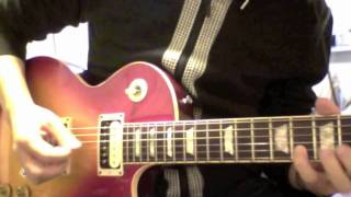 Gibson 57 classic & 498T VS Bare Knuckle The Mule