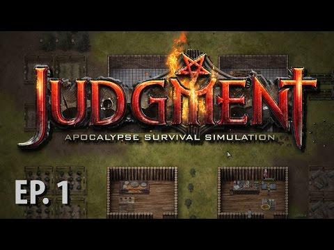 Judgement: Apocalypse Survival Simulation | Ep 1 | Let's Play!