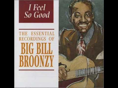 BIG BILL BROONZY MULE RIDING BLUES