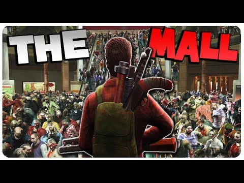 New Zombie Mall! (Last Day on Earth Survival Like) | Delivery From The Pain Ep 12