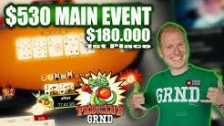 $530 BOUNTY BUILDER SERIES 2020 MAINEVENT DEEPRUN | Poker Stream Highlights (16.02.2020)