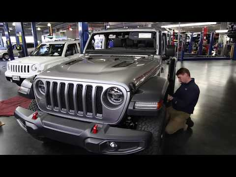 ALL NEW 2018 JEEP WRANGLER JL Rubicon on 35's & 37's
