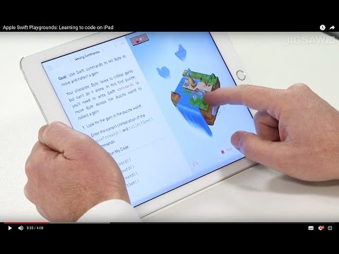 Apple Swift Playgrounds: Learning to code on iPad Mp3