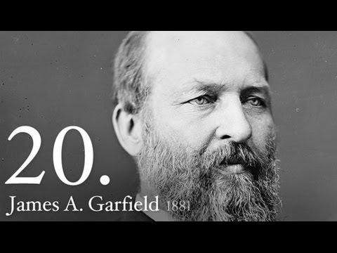 American Presidency Series: James Garfield
