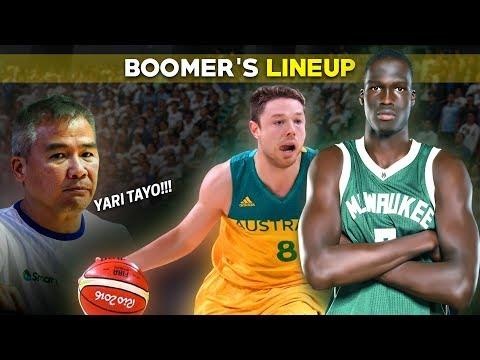Ang Lakas ng Australia | Kayanin Kaya ng GILAS PILIPINAS? | Boomer's 3rd Window Lineup