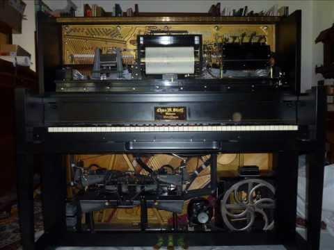 Welte Mignon Licensee Piano