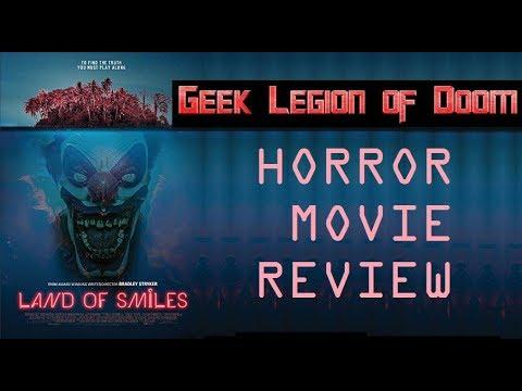LAND OF SMILES ( 2017 Alexandra Turshen ) Aka THAI-SANITY Horror Movie Review