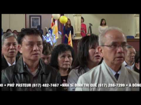 Phat Dang 2017 do 10 Chua lam Le tai Boston