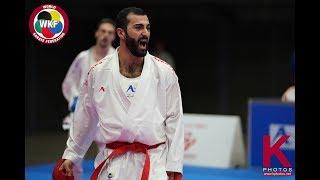 Uğur Aktaş - Rikito Shimada | Kumite 84kg - Final - Karate 1 Tokyo #Karateturk