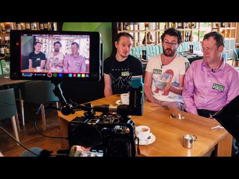 Behind the camera - Copenhagen Interview Setups