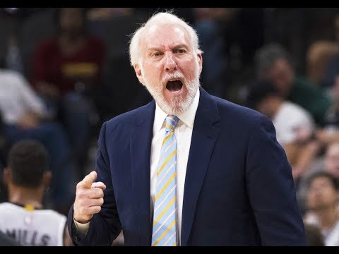 Spurs Coach Dunks On Trump After Niger Comments