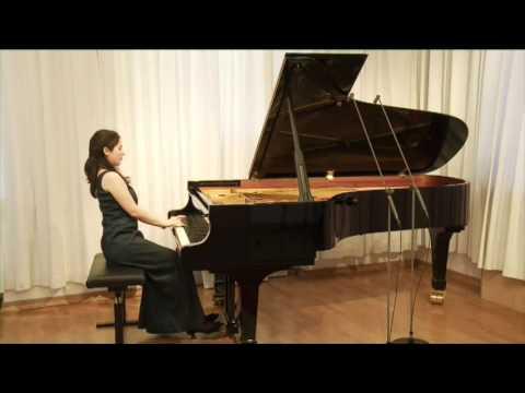 Haydn Sonata in E  flat major - Alina Bercu