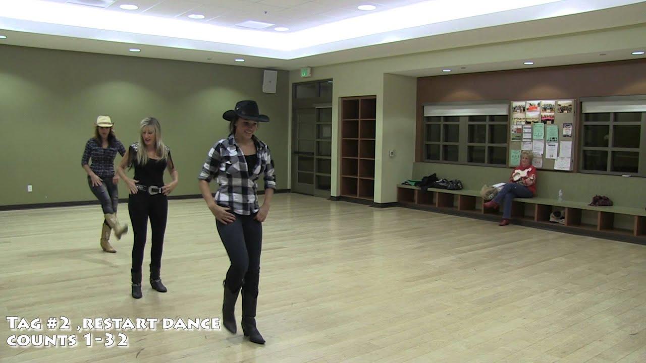 Footloose: fake id linedance choreo tutorial youtube.