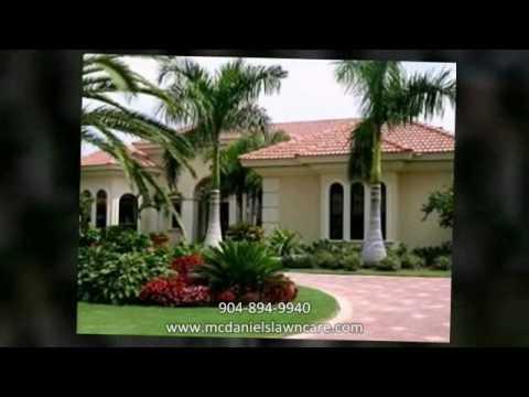 Total Lawn & Landscaping  Jacksonville FL-McDaniels Lawn Care Service