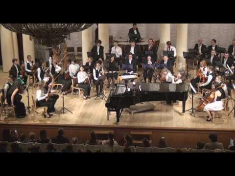 Отчетный концерт КССМШ им. Н.Лысенко 14.03.2017 (2-е отделение)