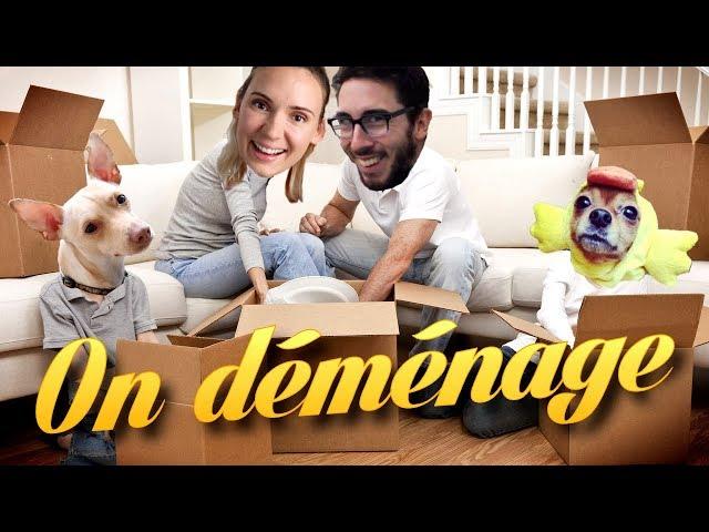 ON DÉMÉNAGE ! - NATOO