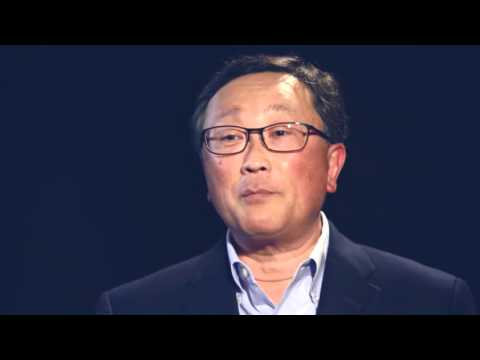 Techonomy 2015- Magisto Interview with John Chen