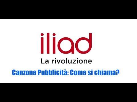 Canzone Pubblicità Iliad 2018: Titolo e Cantante