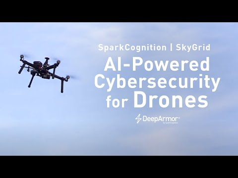 SkyGrid and SparkCognition Deploy First AI-Powered Cybersecurity...