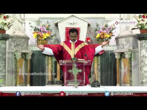 English Mass @ St Joseph's Cathedral, Hyderabad, TS, INDIA, 29-06-17