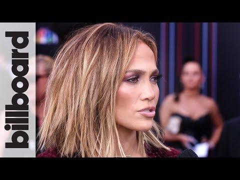 Jennifer Lopez Shares Details of Cardi B & Janet Jackson Collaboration | BBMAs 2018