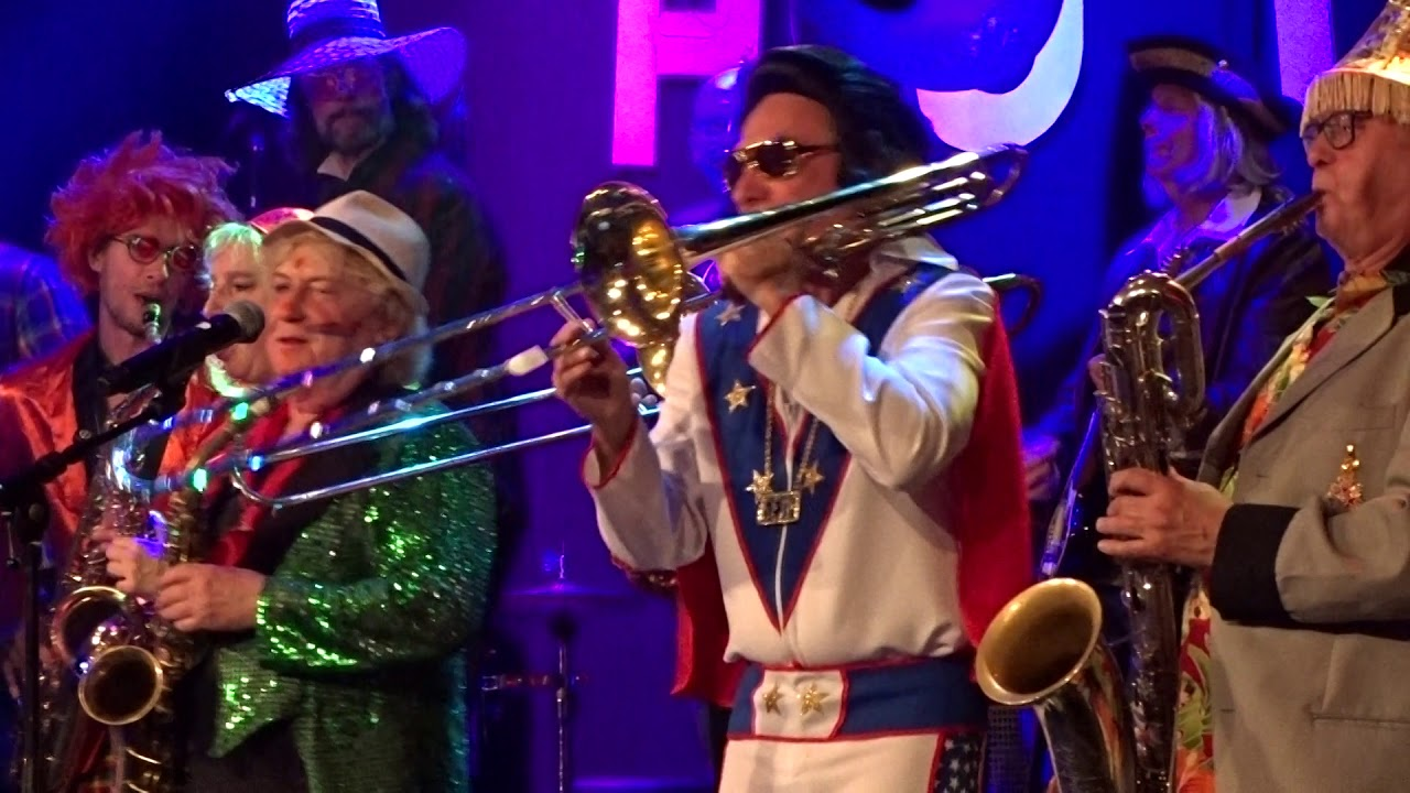 TnT BRASS BAND Live @Cologne Humba 2019 – Sweet Dreams (Eurythmics)