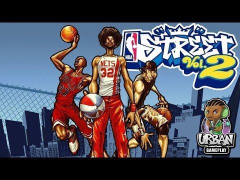Download NBA STREET VOL.2 [PS2] EMULADOR