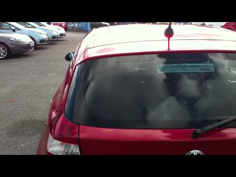 2006 BMW 1 SERIES 120D SE 5DR STEP AUTO RED