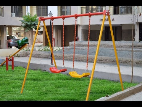 Garden Playground Swing (PS01) Royal Play Equipments