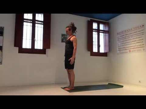 Practica Completa De Ashtanga Yoga Para Principiantes - Half Primary (modificado).
