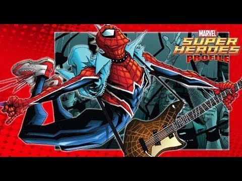 [SHP] 96 ประวัติ Spider Punk แมงมุมระห่ำสายพันธุ์ร็อค!!