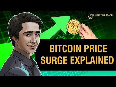 Bitcoin Price Surge Explained By DataDash