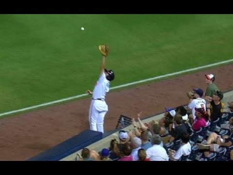 MLB Best Ballboy Catches