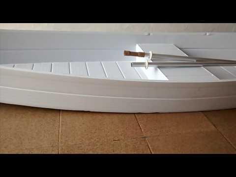 Canoa de PVC do Pai 1