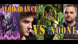 Noone Timbersaw VS Alohadance - 9kmmr duel!