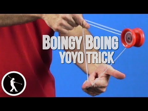 Learn The Yoyo Trick Boingy-Boing + Practice Tips