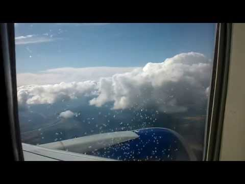 Clouds during Bodrum-Moscow flight